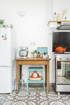 de-dujes | Inside Antwerp #kitchen #simplicity