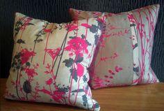 Kallianthi cushions pink
