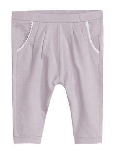 Spodnie dresowe, Lila, Kids - KappAhl