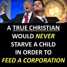 THEY WOULD!! They are a different breed of Christians where they makeup their own Christian Rules to benefit only them!! But GOD is watching, don't worry!!