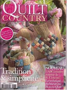 Quilt Country Nº 6 - Joelma Patch - Picasa Albums Web