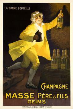 Auzuelle Champagne Masse Pere & Fils (1920 ca.)