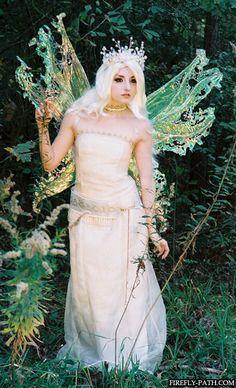 Goddess of the Golden Mist Fairy