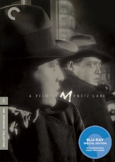 M #30 Great Noir film from Germany.  Some say this film set the standards for classic Noir films like Maltese falcon.  Get this classic on Blu-ray, DVD, or watch on hulu plus.