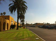 Marine Corps Recruit Depot (MCRD) in San Diego, CA