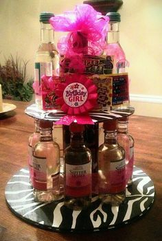 Image Result For Wine Bottle Birthday Cake Ideas For Him
