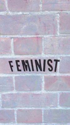 feminist lockscreen   Tumblr