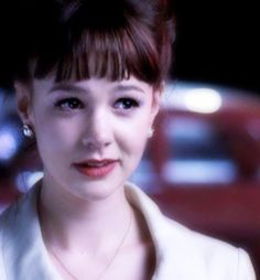 Carey Mulligan as Jenny Mellor in An Education 2009. She is so beautiful!