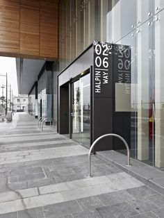 Gso dandenong egd for work entrance signage, shop signage ve Entrance Signage, Office Signage, Shop Signage, Retail Signage, Exterior Signage, Wayfinding Signage, Signage Design, Exterior Design, Shop Interior Design