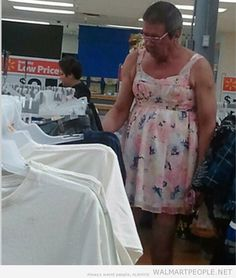 There aren't the right words to even start to explain this...  PEOPLE OF WALMART PART 27 – PICS 14