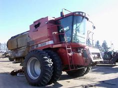 Case IH 2388 combine salvaged for used parts. This unit is available at All States Ag Parts in Black Creek, WI. Call 877-530-2010 parts. Unit ID#: EQ-25350. The photo depicts the equipment in the condition it arrived at our salvage yard. Parts shown may or may not still be available. http://www.TractorPartsASAP.com