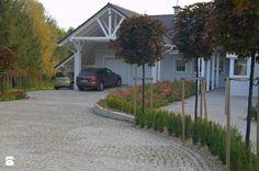 Ogród w górach - Ogród - zdjęcie od Pracownia Projektowa Architektury Krajobrazu Januszówka Garage Doors, Landscape, Outdoor Decor, Plants, Garden Modern, Garden Ideas, Home Decor, Photos, Fotografia