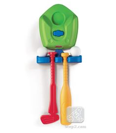 My son is so into baseball and golf! Love the two for one toy!! $19.99! Ages 2+
