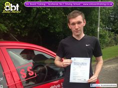 OBT Driving Instructor Judy Hale helped Cameron pass his driving test in Hamilton on the 12th June 2014. On Board Training is Scotland's Number 1 Driving School. We provide all manner of driving lessons from normal on road lessons for those aged 17 and older plus our famous under age driving lessons for kids aged from 10 to 16. Visit www.onboardtraining.co.uk for details