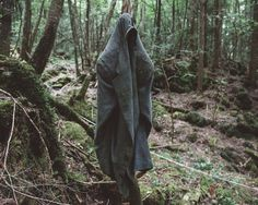 The Real Life Story Behind Japan's Suicide Forest
