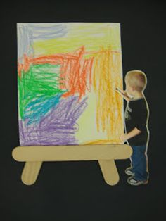 kindergarten | Art Projects from MN Art Gal