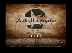 * Rock Motorcycles * http://www.giamiracing.it/
