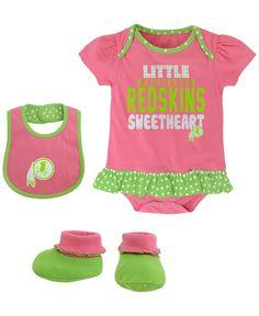 Outerstuff Babies  Washington Redskins Little Sweet Bodysuit 9fcc9ba46