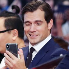 Henry Cavill the winking selfie- he's saying to himself damn I'm one good looking guy, yes I am. Henry Cavill, Fallout, Mission Impossible 6, Gentleman, Good Morning People, Henry Williams, Love Henry, Scott Eastwood, My Superman