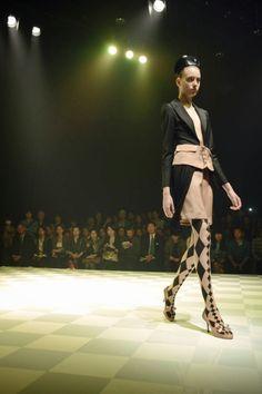 KAWAIILABO TOKYO -カワイイラボ- by Junko Suzuki: 【motonari ono】Japan Fashion Week in Tokyo