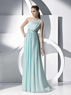 Pronovias 2012: Fotos de los vestidos de fiesta en tonos pastel  (3/16) | Ellahoy