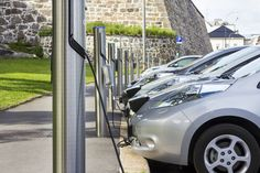 Charge Me Up: Electric Car Charging Stations Are Everywhere