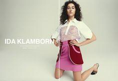 Fashion Copious - Ida Klamborn SS 2016 Campaign by Johan Avedal