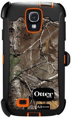 Best Samsung S4 Case - OtterBox Defender RealTree Series Case and Holster for Samsung Galaxy S4