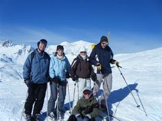 Do #Family Ski Trips and promote a #Healthy Lifestyle in Your #Teenager Through Shared Sport Interest