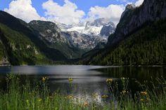 Der Dachstein Rundwanderweg - mit seinen 127 km & 8 Etappen einer der schönsten Rundwege der Alpen durch die Steiermark, Oberösterreich und Salzburg. Salzburg, Austria, Hiking, Holidays, Mountains, Nature, Travel, Tourism, Alps