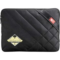 Promotional Products Ideas That Work: Case logic cross-hatch laptop sleeve. Get yours at www.luscangroup.com
