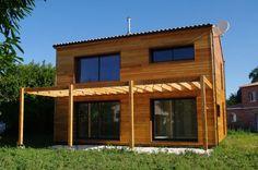 Vivanbois: Maison Ossature Bois