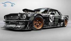 SEMA: Ken Block Ford Mustang Hoonicorn RTR