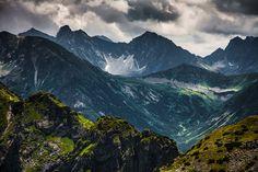 Rocky Mountains.... Tatrzanski Park Narodowy, Poland by Piotr Mryglodowicz on 500px.