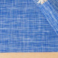 INDIVIDUAL PLASTIFICADO AZUL (SET DE 2) - Individuales - Mesa | Zara Home España