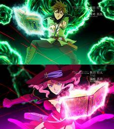 Finral e vanessa Espada Anime, Manga Anime, Vanessa Black, Clover 3, Violet Aesthetic, Black Clover Manga, Mini Comic, Manga Covers, Black Cover