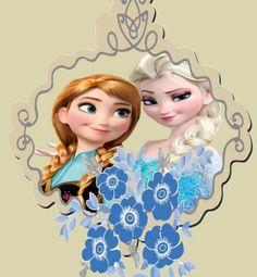 Kits de Frozen para imprimir gratis
