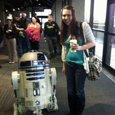 Met R2-D2