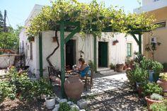 Grecki dom na wyspie Kos