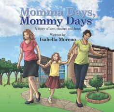 Because children of gay families going through divorce need to see themselves in books & know they are not alone.  A children's story about the changes a little girl experiences when her two moms divorce.