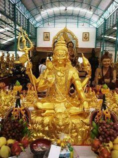 Lord Shiva Statue, Krishna Statue, Shiva Linga, Mahakal Shiva, Om Namah Shivaya, Hanuman Pics, Hindu Worship, Hindu Deities, Hinduism