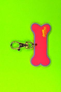 Scribble Pooch Pink Bone