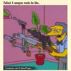 Aint that the truth? fallout fallout 4 simpsons the simpsons Fallout 4 Funny, Fallout Tips, Fallout Facts, Video Game Memes, Video Games Funny, Funny Games, Cartoon Network, Nintendo, Fall Out 4