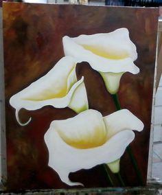 Copos de Leite Cups, Flowers