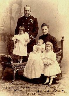 Members of the Portuguese Royal Family
