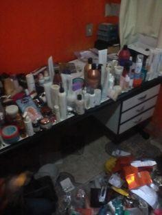 Mesmo sendo sábado estamos trabalhando limpeza de utensílios pessoais.Visite blog www.orionsinistros.blogspot.com.br