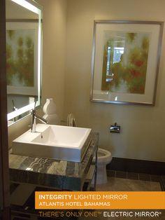 Electric Mirror  Atlantis III Hotel Bahamas-Integrity  2008