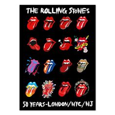 1000 Images About Lenguas Rolling Stones Tongue On