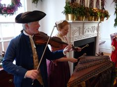 Colonial Christmas at the Jacobus Vanderveer House