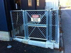 我が家の金網フェンスのこと。 | BESSオーナー Blogサーキット BOB